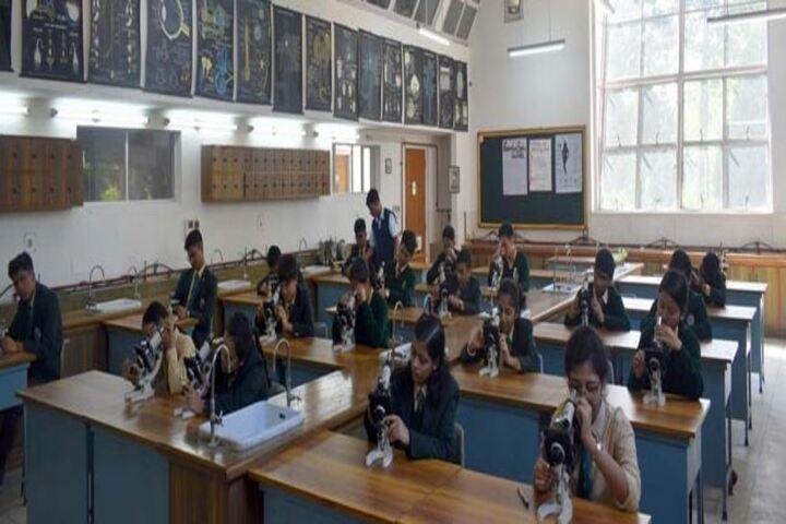 The Assam Valley School-Biology Lab