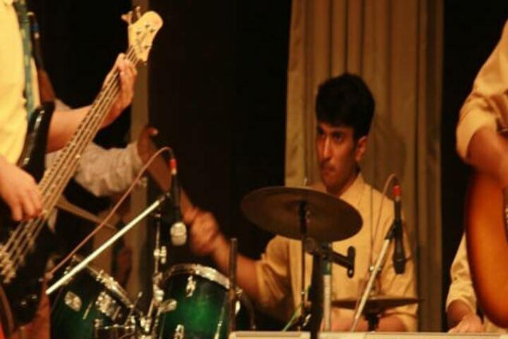 The Assam Valley School-Instrumental Music