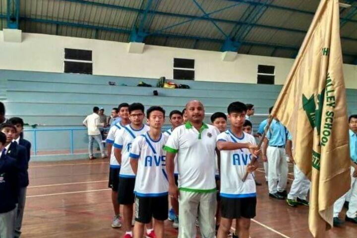 The Assam Valley School-Sports