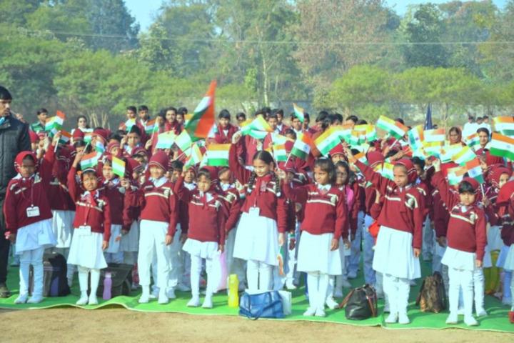 DAV Public School-Republic Day
