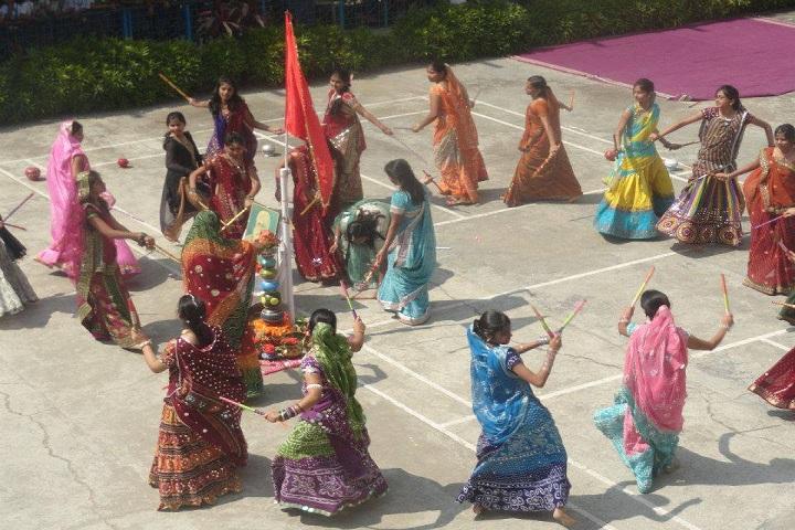 DAV Public School-Festival Celebrations