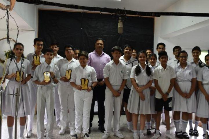 St Xaviers Senior Secondary School-Achievements