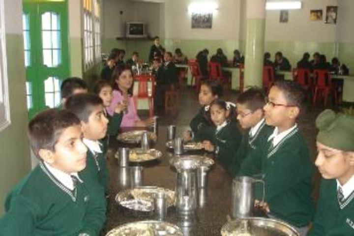 St Xaviers Senior Secondary School-Dining Hall
