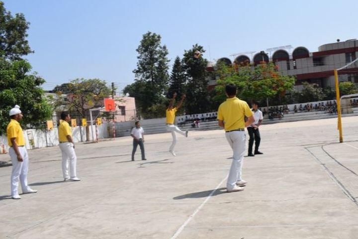 St Xaviers Senior Secondary School-Games