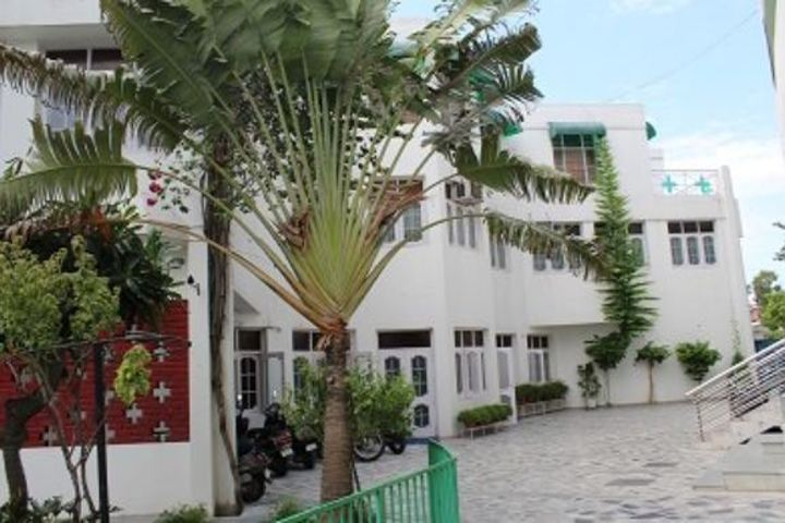 St Xaviers Senior Secondary School-Hostel