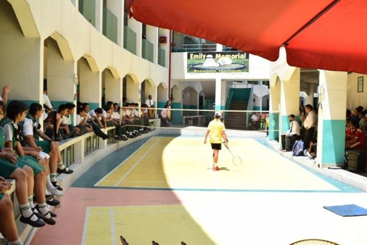 St Xaviers Senior Secondary School-Indoor Games