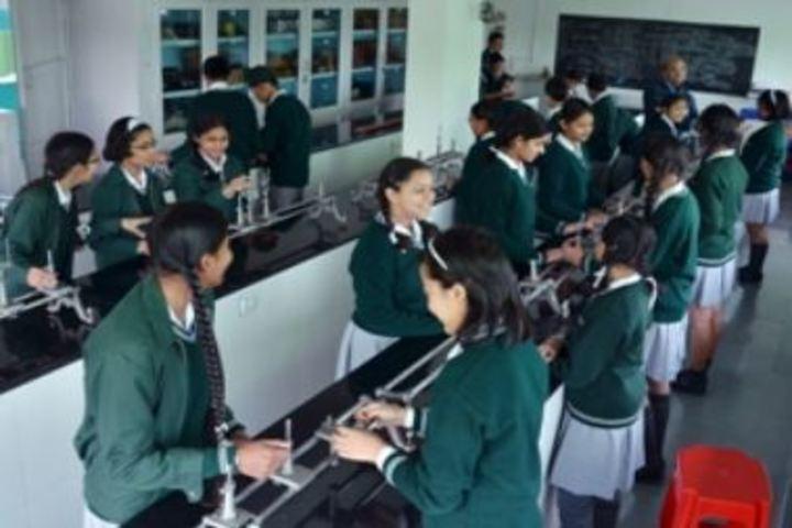 St Xaviers Senior Secondary School-Physics-Lab