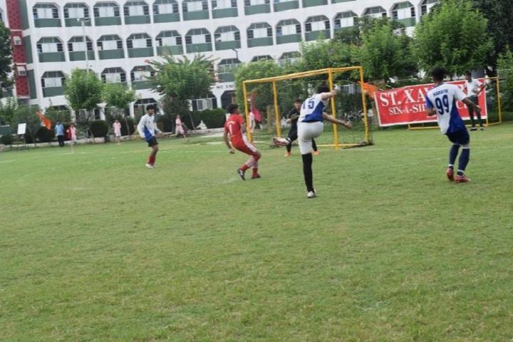 St Xaviers Senior Secondary School-Sports
