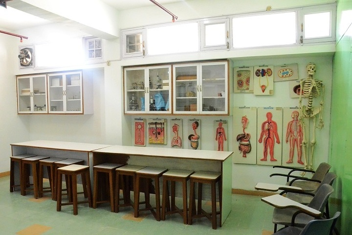 Tender Heart School-Biology Lab
