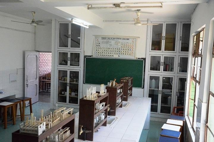 Tender Heart School-Chemistry Lab