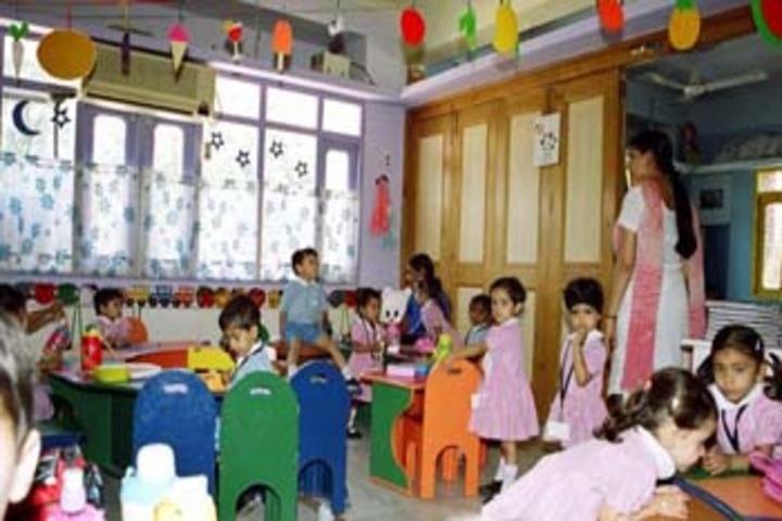 Tender Heart School-Classroom