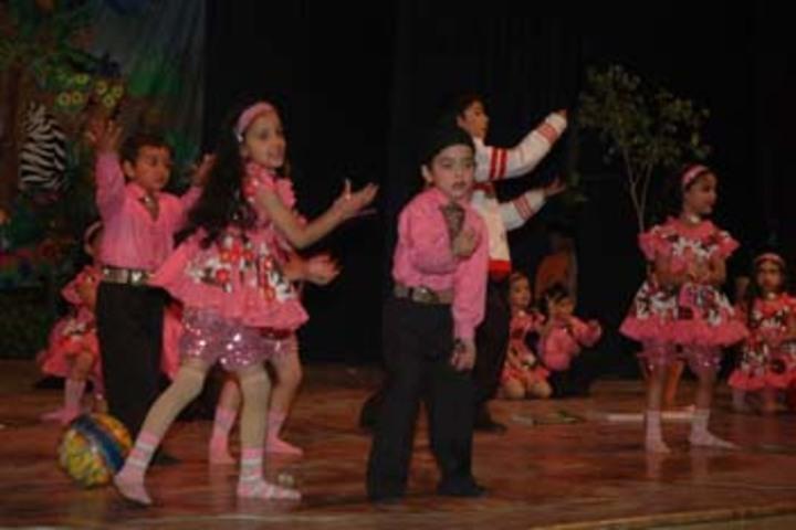 Tender Heart School-Cultural Day