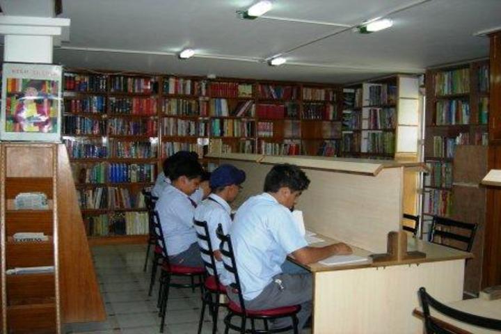 Tender Heart School-Library