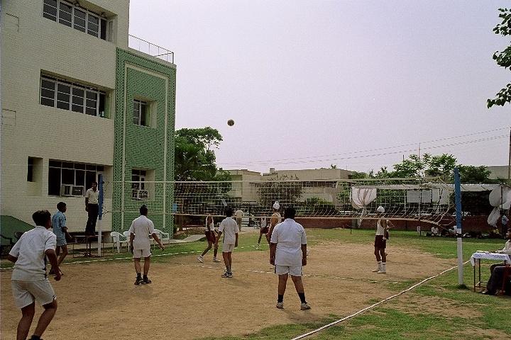 Tender Heart School-Play Ground