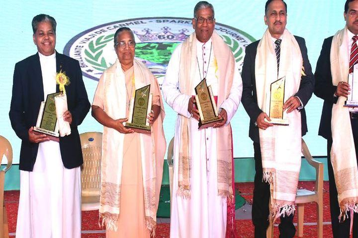 Carmel School-Award Distribution