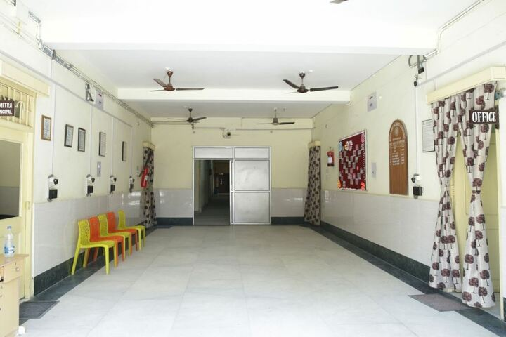 North Point Childrens School-Office Room
