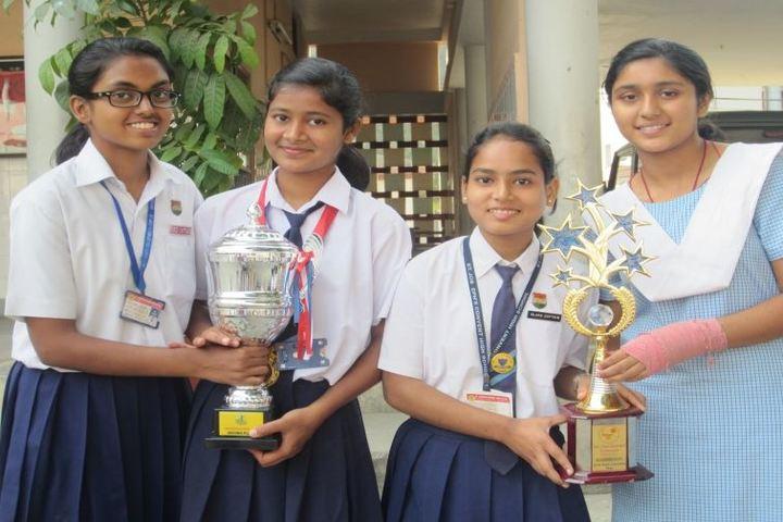 St Josephs Convent High School-Awards