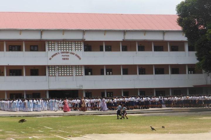 St Josephs Convent High School-Campus View