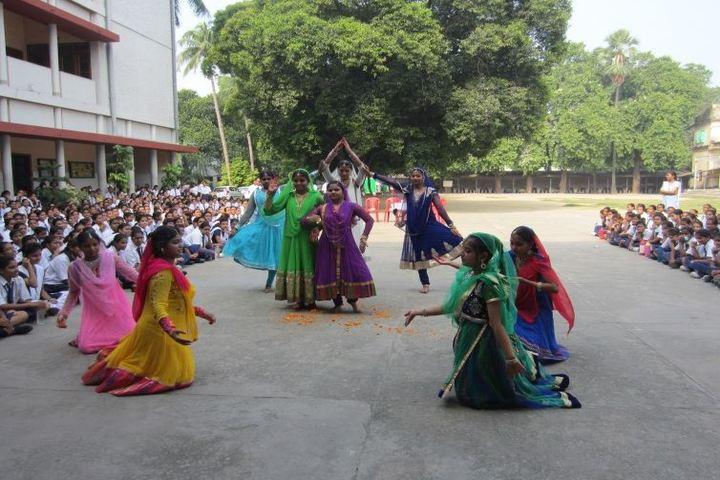 St Josephs Convent High School-Dance