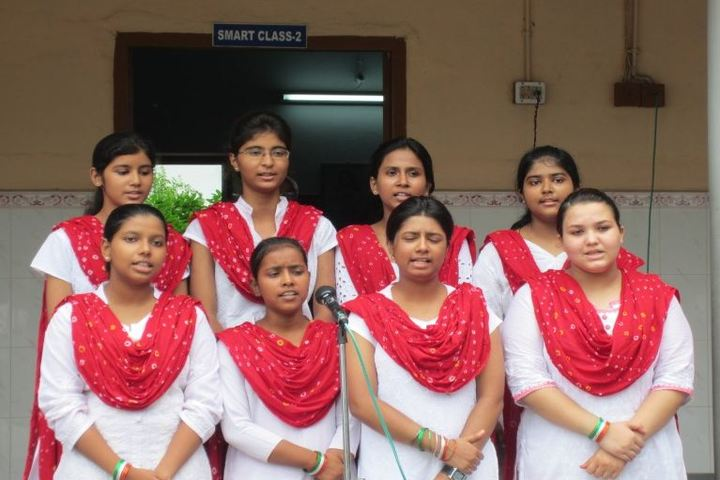 St Josephs Convent High School-Students