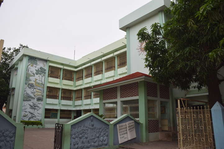 St Josephs School-Campus View