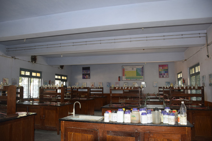 St Josephs School-Chemistry Lab