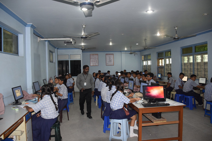 St Josephs School-IT Lab