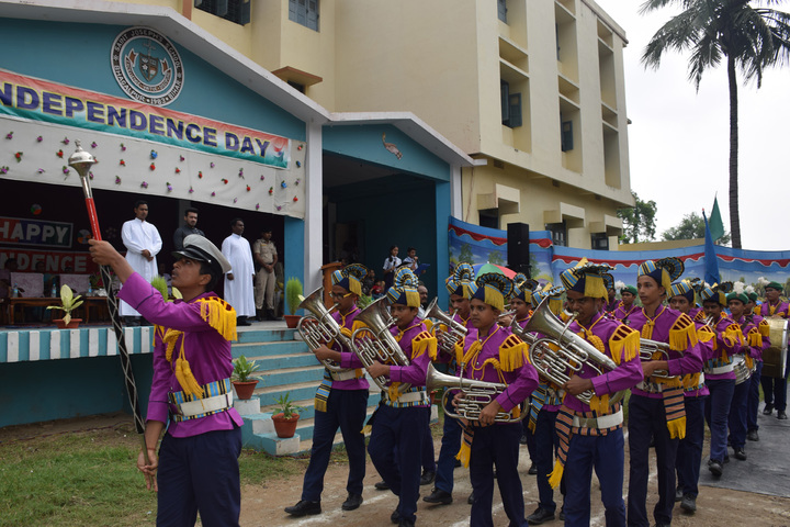 St Josephs School-Independence Day