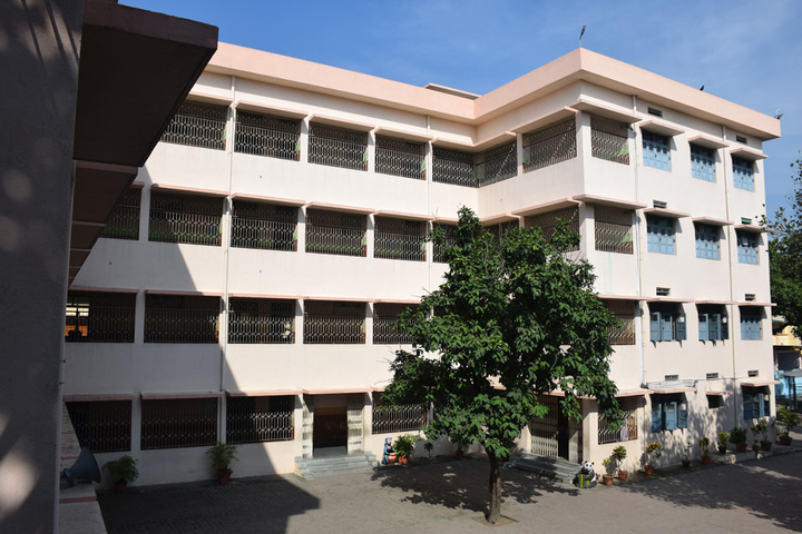 St Josephs School-School Building