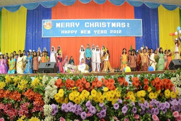 G E M S English School-Christmas Celebration