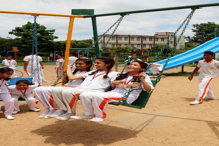 St  M G Public School-Play Ground