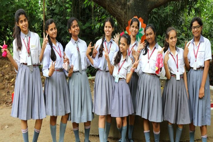 St  M G Public School-Students