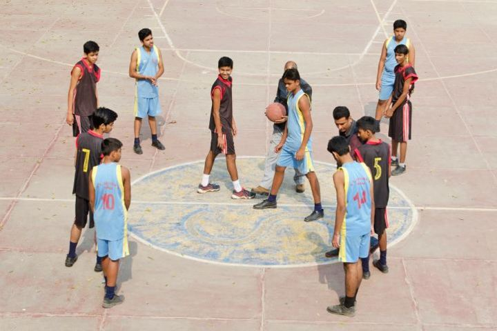 St XavierS High School-Basket Ball
