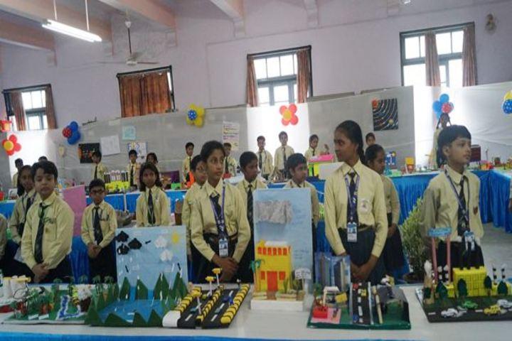 St XavierS High School-Science Fair