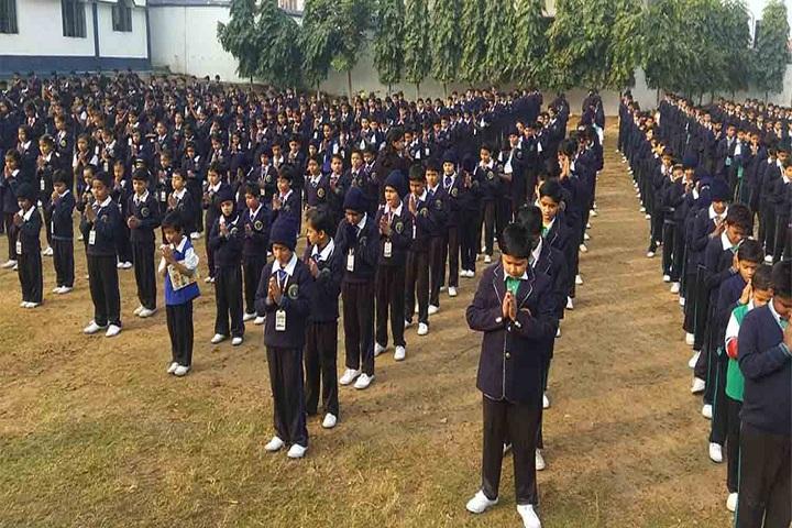 L D Don Bosco School-Others prayer