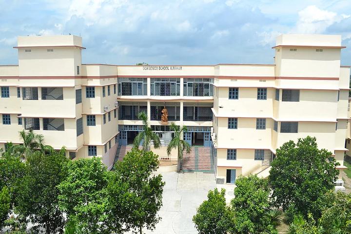 Don Bosco School-Campus-View