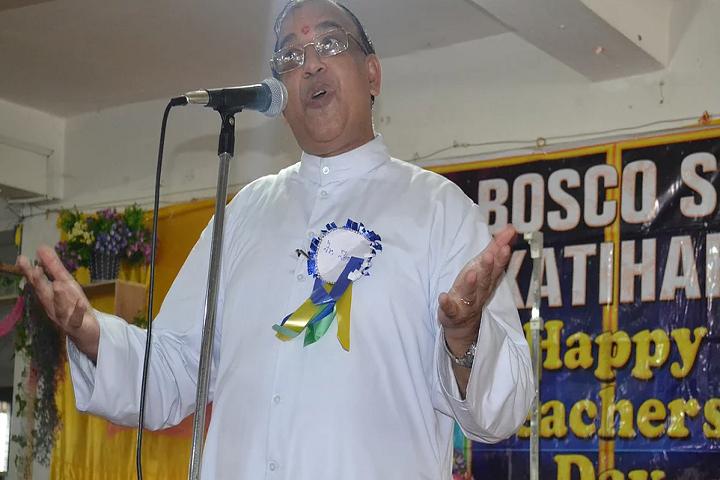 Don Bosco School-Events lecture