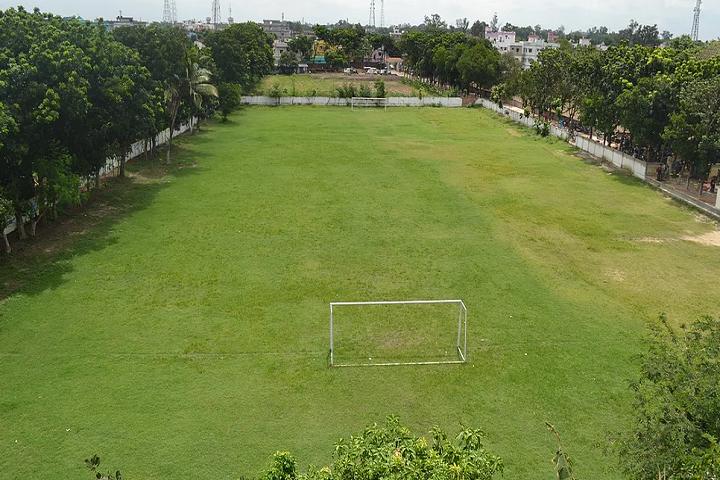 Don Bosco School-Sports playground