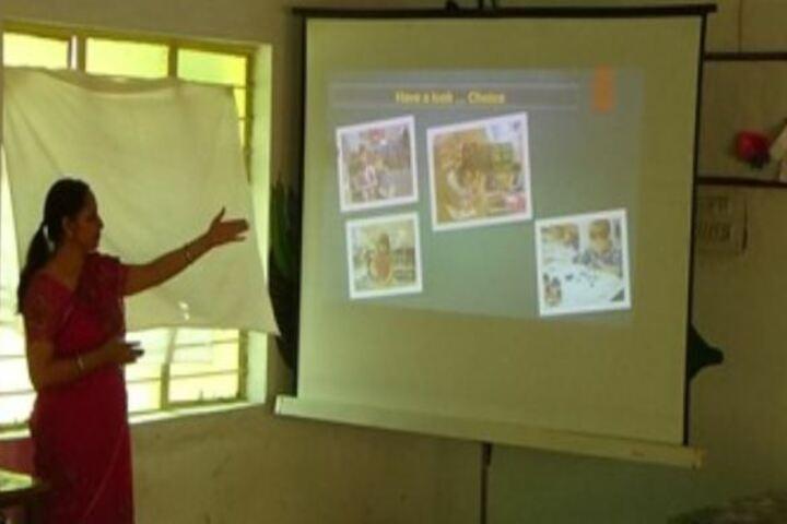 DAV Public School-A V Class