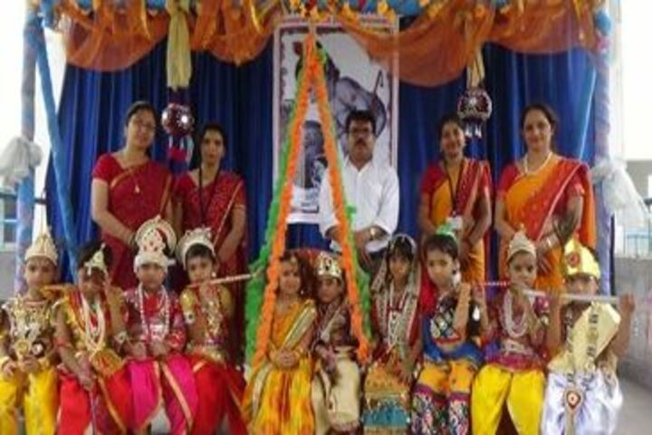 DAV Public School-Festive Celebrations