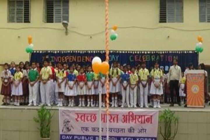 DAV Public School-Independence Day