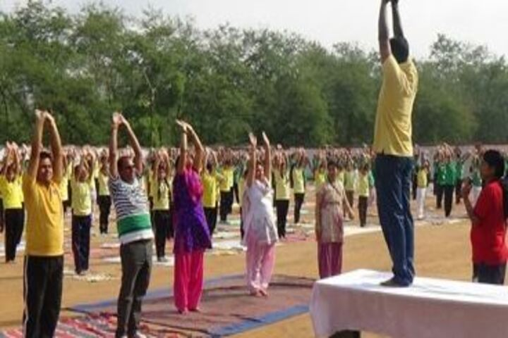DAV Public School-Physical Education