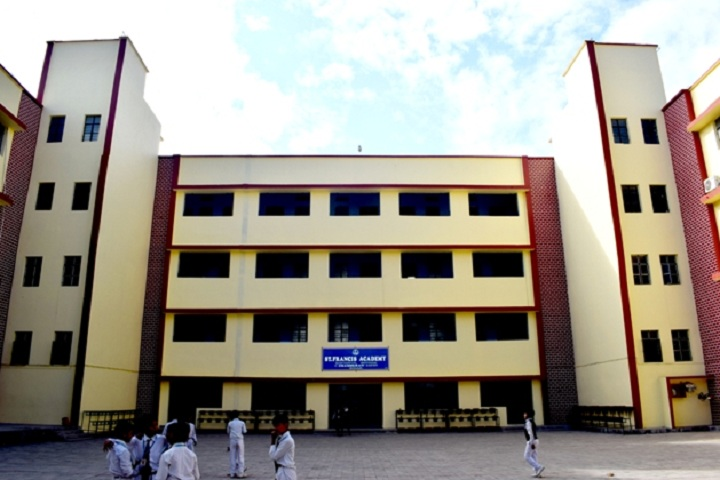 St Francis Academy-Campus-View