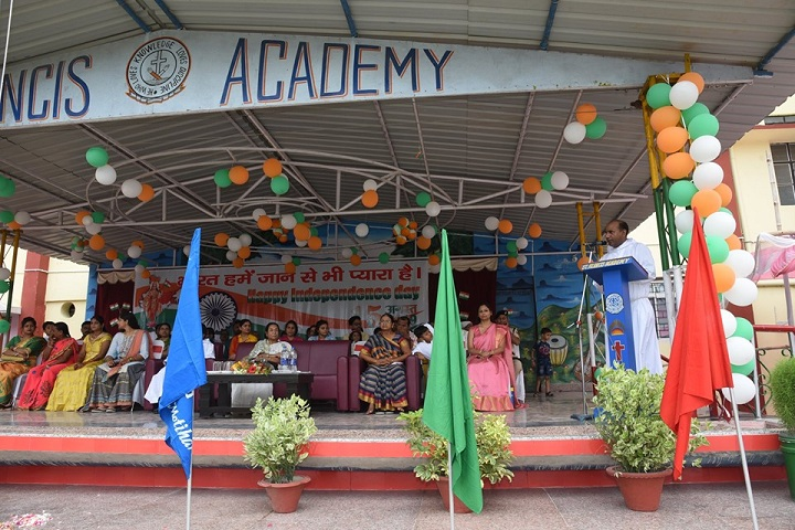 St Francis Academy-Events independance day