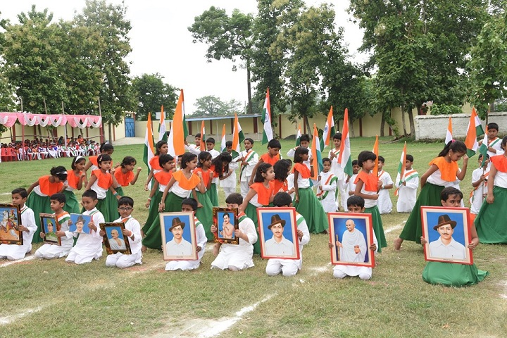 St Francis Academy-Events republic day programme