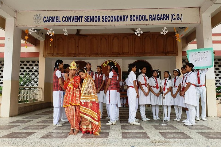 Carmel Convent Senior Secondary School-Events celebration