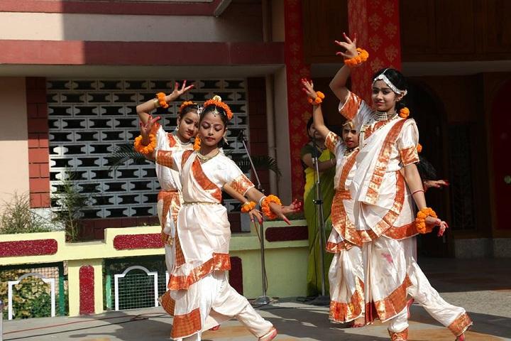Carmel Convent Senior Secondary School-Events dance