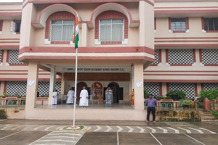 Carmel Convent Senior Secondary School-Events republic day