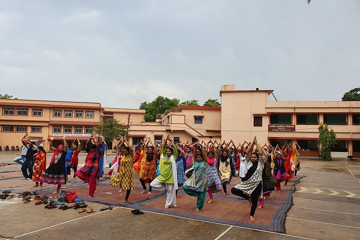 Carmel Convent Senior Secondary School-Others yoga