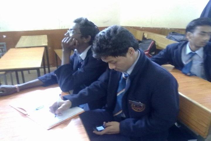 Royal Kids Convent-Classroom